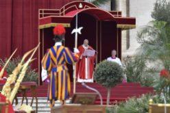 Распоред на богослужбите на Папата до крајот на месец април