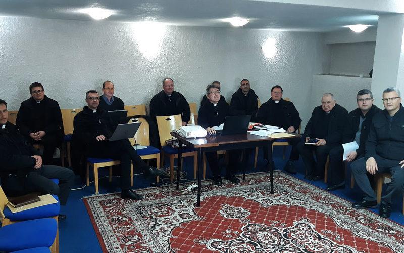 Во Струмица се одржа работен состанок на свештениците од Струмичко – скопската епархија