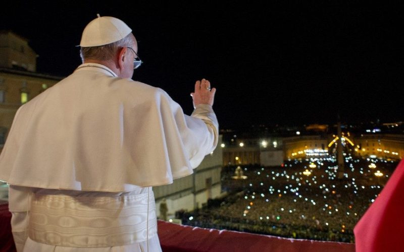 Седум години понтификат на папата Фрањо
