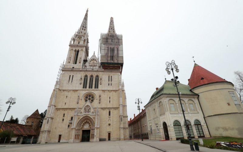 Силен земјотрес го погоди Загреб
