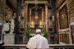 Чудотворното римско распетие ќе биде поставено на Плоштадот Свети Петар