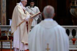 Папата им го честиташе Велигден на Источните цркви