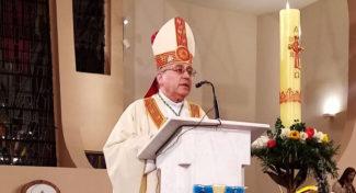Проповед на бискупот Стојанов на Воскресното бдение во Скопската катедрала