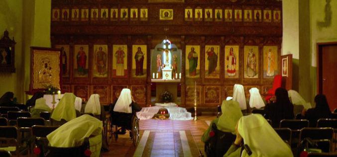 Сестрите Евхаристинки со молитва помагаат во борбата против коронавирусот
