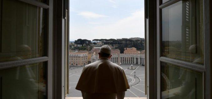 Папата изрази блискост кон земјите кои се силно погодени од корона вирусот