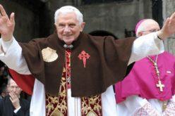 Папата Бенедикт XVI го прослави 93 роденден