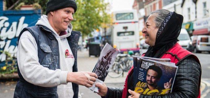 Папа до уличните весници: Ви благодарам за вашите приказни на надеж
