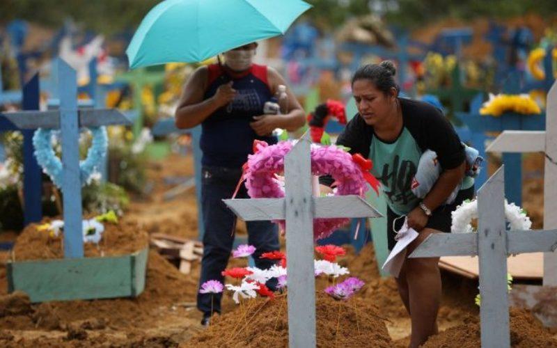 КОВИД-19: Солидарност на Папата со населението на бразилската Амазонија