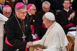 Бискупот Стојанов упати писмо до папата Фрањо по повод првата годишнина од Апостолската посета на Македонија
