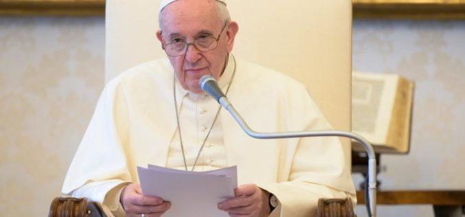 Генерална аудиенција: Молитвата е крик кон Бог