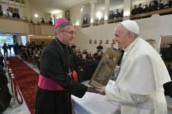 Најава: Света Литургија по повод годишнината од посетата на папата Фрањо во Македонија