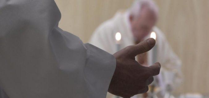 Папата се молеше за обединета Европа