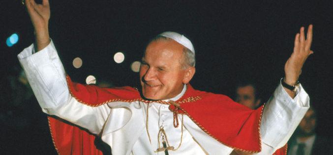 100 години од раѓањето на свети Иван Павле II