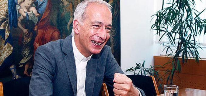 Михаел Ландау нов претседател на Каритас Европа