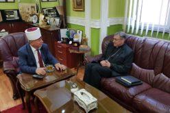 Честитка на епископот Стојанов до поглаварот на ИВЗ г-дин Реџепи по повод празникот Рамазан Бајрам