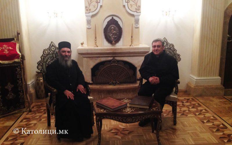 Бискупот Стојанов упати честитки до новоименуваните архиереи на МПЦ – ОА г. Партениј и г. Григориј