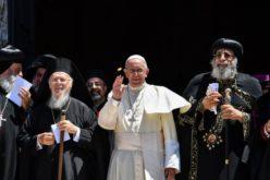 Папата со нетрпение очекува да се направи нешто повеќе за екуменизмот