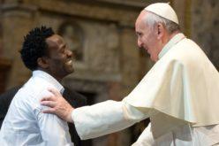 Папата до Центарот Астали: Ви благодарам што го штитите правото на азил