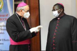 Папата подари респиратори на Епископската конференција на Замбија