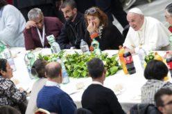 Во сабота ќе биде претставена пораката на Папата за Светскиот ден на сиромашни 2020