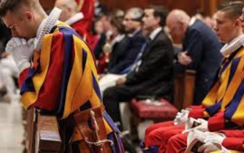Заклетвата на новите швајцарски гардисти ќе биде во октомври