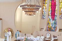 Прославен патронот Пресвето Срце Исусово во Скопје