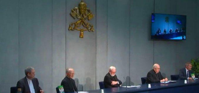 """Во Ватикан е претставен документот """"На патот до грижата за заедничкиот дом"""""""
