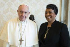 Бернице Албертине Кинг: Папата и мојот татко ги обединува еден сон