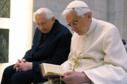 Почина Георг Рацингер, брат на почесниот папа Бенедикт XVI