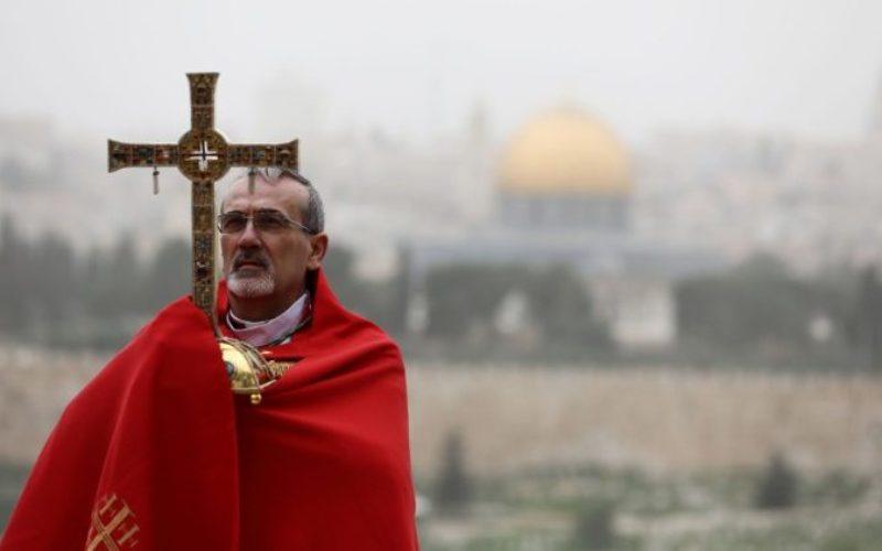 Надбискупот Пицабала: Недостатокот на поклоници во Светата Земја не може да ја згасне надежта