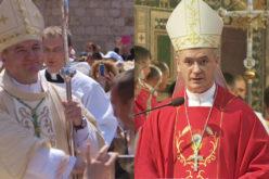Папата Фрањо ги именува бискупите Палиќ и Кутлеша на нови служби