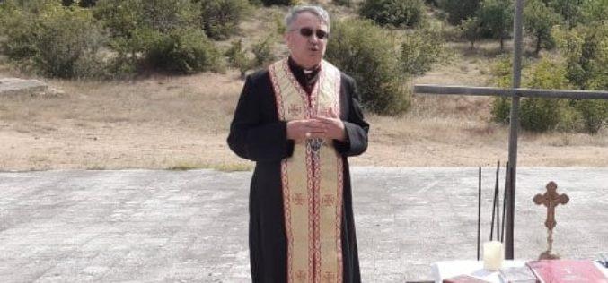 Во Паљурци се молеше Молебен до Пресвета Богородица
