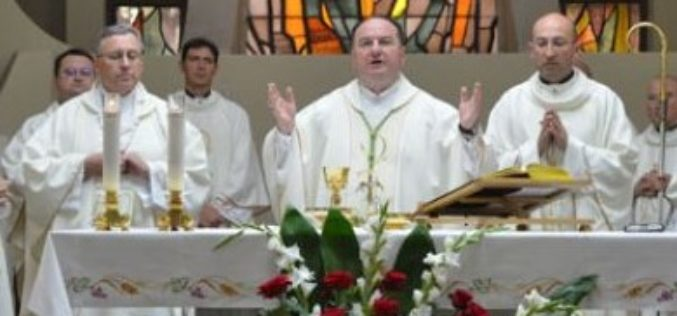 Епископот упати честитки за новите именувања на бискупите Кутлеша и Палиќ