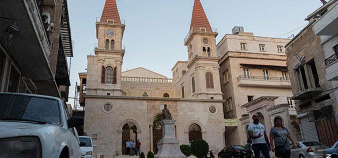 Во Алепо е обновена католичката катедрала