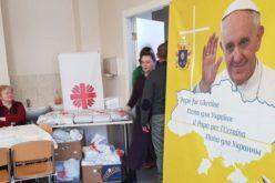 Солидарност на папата Фрањо со украинскиот народ