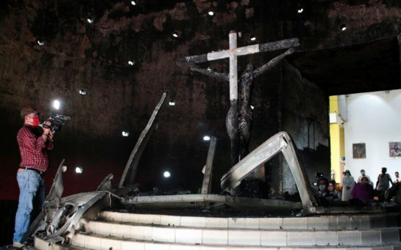 Папата искажа близина со верниците во Никарагва