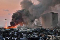 Папата Фрањо се моли за жртвите од експлозијата во Бејрут