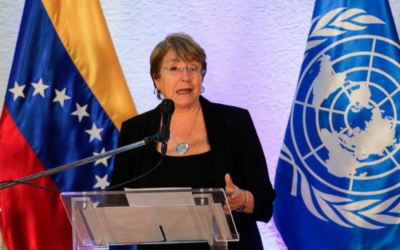 Папата го прими високиот комесар за човекови права на ОН Мишел Башеле