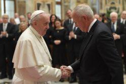 Папата Фрањо упати порака до Витезите на Колумбо на генералното собрание