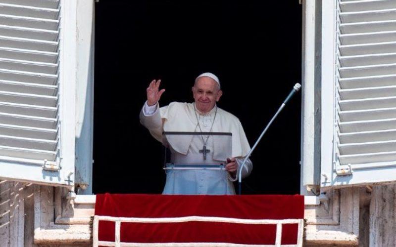 Папата Фрањо: Вознесението на Блажена Дева Марија е голем чекор за сите луѓе