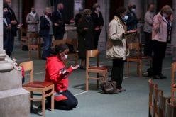 Католичката Црква во Белгија бележи значаен пораст на бројот на крстени возрасни