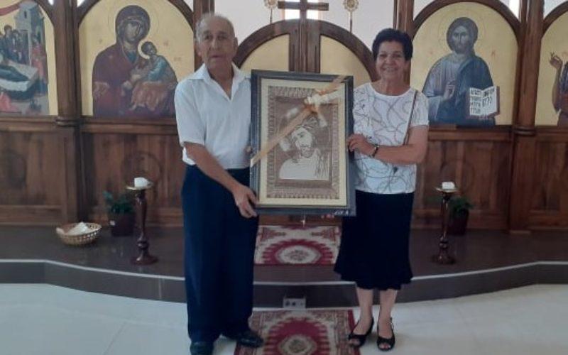 Трајко и Невенка Георгиеви прославија 50 години заеднички брачен живот