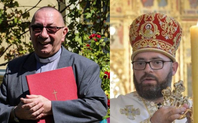 Епископот Стојанов упати честитки до новоименуваните епископи Стипиќ и Вечерин