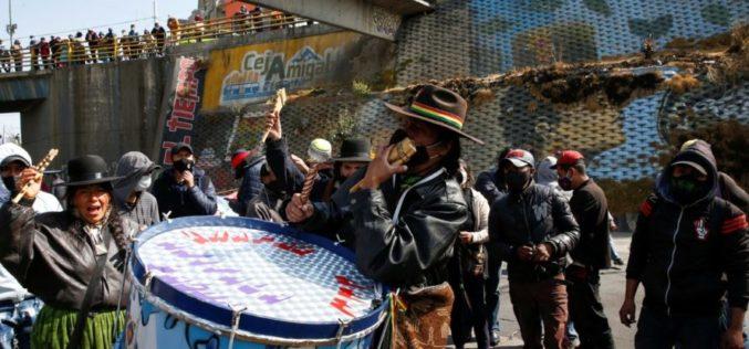 """Септември во Боливија """"Месец на Библијата"""""""