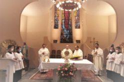 Свечено прославен празникот на света Мајка Тереза во нејзината родна парохија