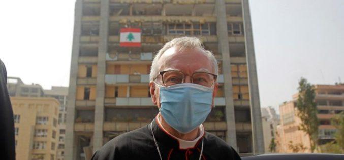 Папата Фрањо: Бог има замисла за мир во Либан