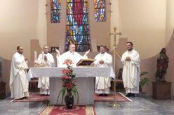 Бискупот Стојанов служеше света Литургија за татковината