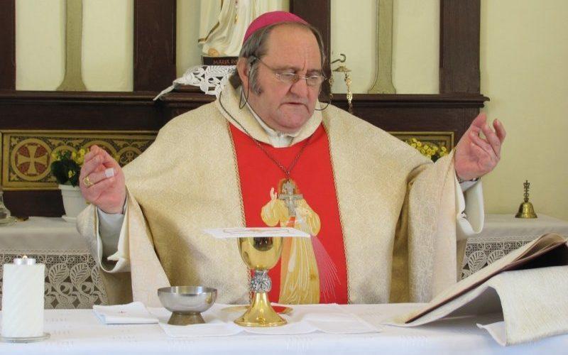 Бискупот Стојанов упати писмо со сочувство по повод смртта на Никополскиот бискуп Петко Христов