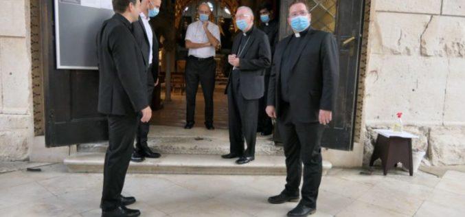 Државниот секретар на Ватикан во посета на Сплит