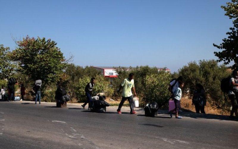 Каритас Европа: Треба веднаш да се помогне на бегалците кои беа сместени во кампот Морија